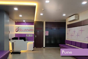 Reception Area – Lilac Insights Pune